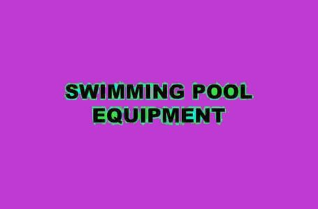 FIND THE BEST POOL EQUIPMENT IN TOWN