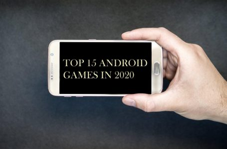 TOP 15 BEST MOBILE GAMES ANDROID