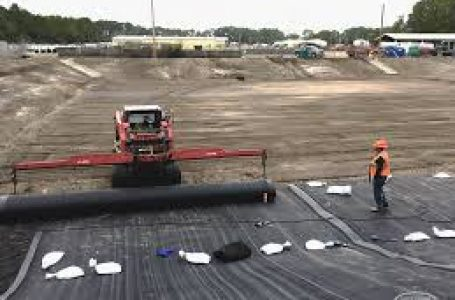 METHOD STATEMENT FOR INSTALLATION OF HDPE GEOMEMBRANE & GEOTEXTILE