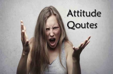 30 Above Attitude Quotes to keep stay Positive