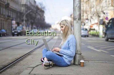 THE WORD EDUCATION CITY?