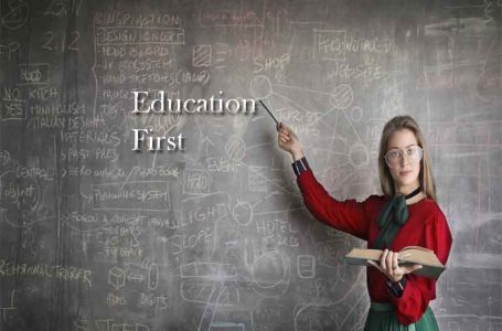 Interesting Article About Education First