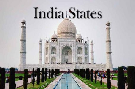 List of State and Union Territory Capitals In India