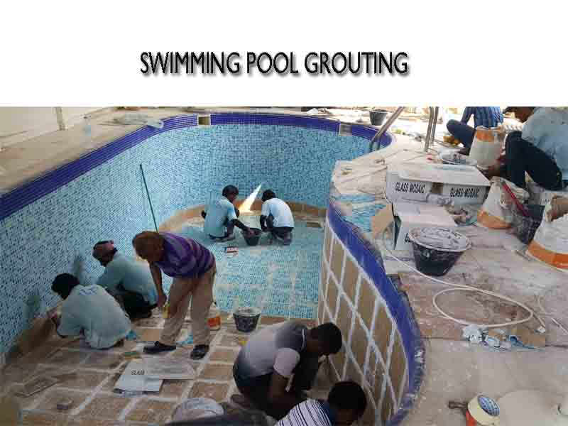 pool grouting