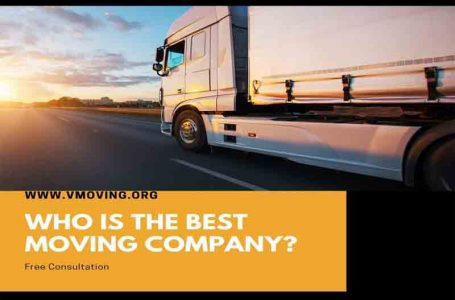 Who is The Best Moving Company?