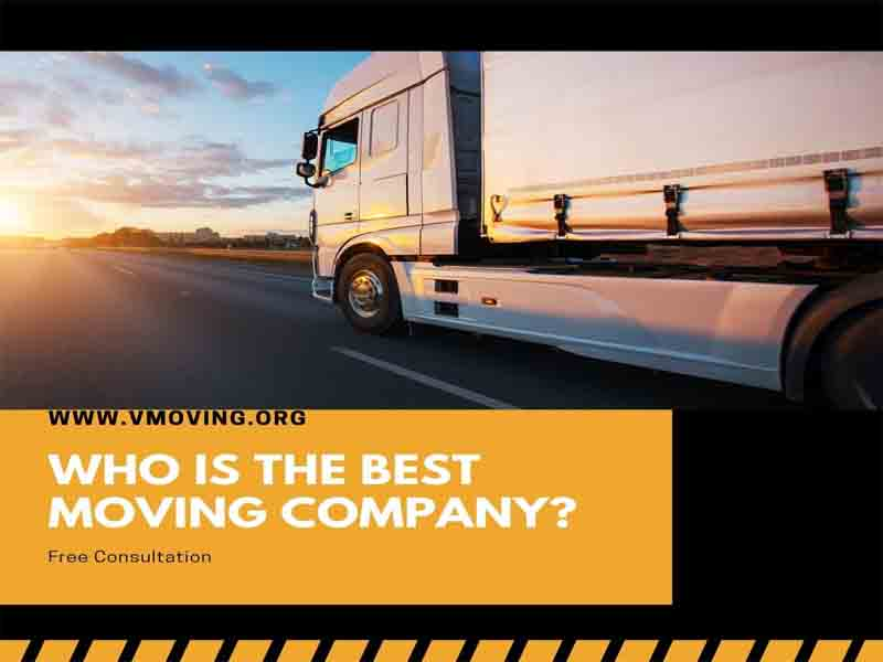 who is the best moving company