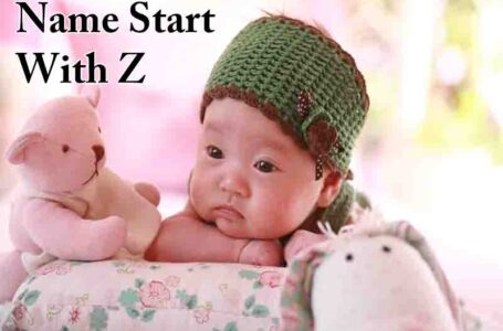 Name Start With Z